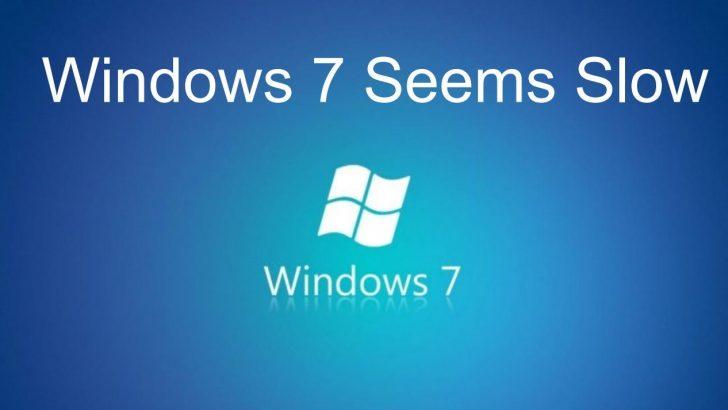 Cara Mengatasi Laptop Lemot Windows 7